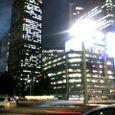 新宿駅西口午後6時30分頃